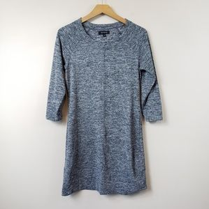 The Limited Soft Gray Dress